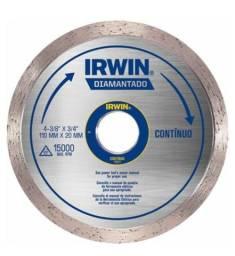 Disco Diamantado Irwin Liso 13891