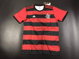 Camisa flamengo 2018 real madrid psg chelsea barcelona primeira linha nova  na embalagem c4f19b66259d2