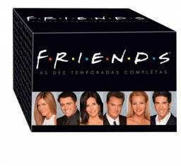 Coleção Friends - As 10 temporadas completas (40 DVDs)