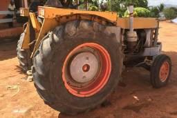 Trator pneu