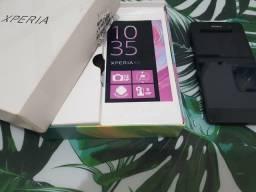 Novíssimo Sony Xperia E5 completo na caixa e sem uso