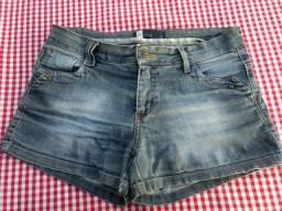 Vendo 5 shorts jeans