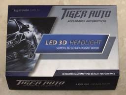 Lampadas automotiva super led 3d hb4 9006