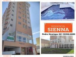 Oportunidade em Samambaia Res. Sienna, 218 mil 2 Qtos c/ Documento grátis - 06199568-6889