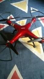 Troco drone por moto de trilha