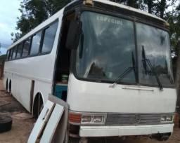 Peças Ônibus Rodoviário OM 370 Mercedes Ano 1985