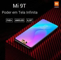 Combo Xiaomi Mi 9T Global - 64 GB / 6 GB + Fone + Capinha + Película + 7 Brindes