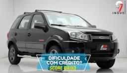 Ford Ecosport e Baixo Pequena Entrada - 2012