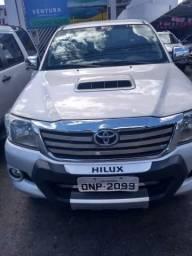 Toyota hilux 2014/2014 3.0 srv 4x4 cd 16v turbo intercooler diesel 4p automático - 2014