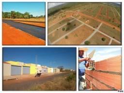 255.56 por mês terrenos a prestação em Caldas Novas