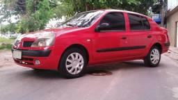 Renault Clio Sed. Authentique 1.0 16v 2005 - 2005