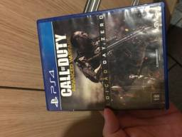 Troco Call of duty advanced warfare ps4