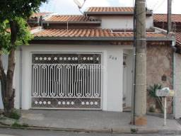 Casa para aluguel, 2 quartos, 2 vagas, parque residencial jaguari - americana/sp