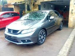 Honda civic 2.0 LXR - 2015
