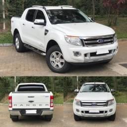 Ranger Limited 3.2 L Diesel 2014, TOP DE LINHA, impecável, OPORTUNIDADE - 2014