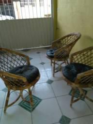 Vendo cadeiras de ária