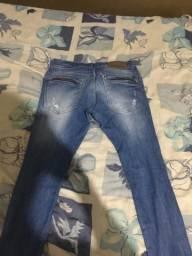 Calça mixs jeans