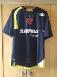 Camisa de treino do Flamengo ano do hexa