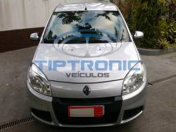 Renault Sandero 1.6 Exp Flex 4p Mt - Completo - 2012