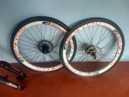 Vendo bike top pra trab