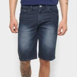 Bermuda Masculina Jeans. Todos os Tamanhos. Atacado de Fabrica