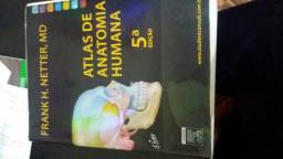 "Atlas de anatomia humana ""netter"""