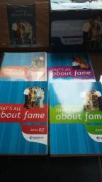 Curso de inglês Kit Wise Up - That's All About Fame Completo