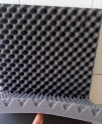 RS Placas com a melhor espessura para isolamento acústico 50 x 44 x 3,5cm