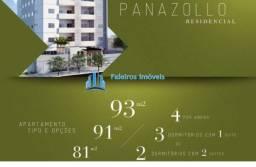 Edifício Panazollo - Apartamento em Lançamentos no bairro Ribeirânia - Ribeirão ...