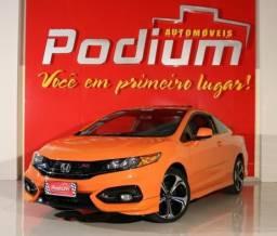 Honda Civic SI Coupé 2.4 Manual | Baixa KM | Teto Solar 2P - 2015