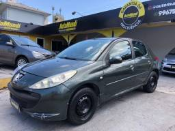 Peugeot 207 XR 1.4 completo ano 2010