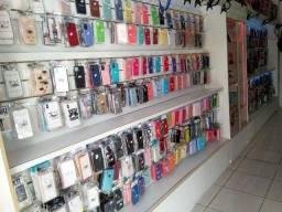 Loja montada acessorios de celular- Obs. não respondo pelo chat