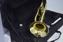 Trompete Importado Marca BM ( Novo )