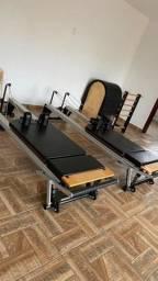 Aparelho de Pilates Reformer STOTT