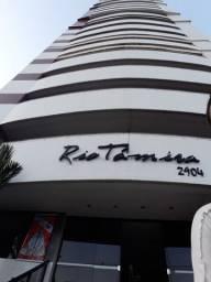 """Ed. """"Rio Tâmisa"""" 220m2 , 4 suítes, refrigerado, decorado, alto, 4 garagem, Cond. Completo"""