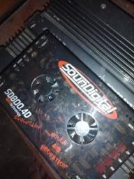 Módulo Soundigital 800.4, usado comprar usado  Belém