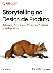 Livro Storytelling no Design de Produto