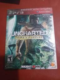 Uncharted 1 ps3 lacrado