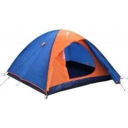 Barraca de camping Falcon 3 NTK para 3 pessoas, impermeável d?água