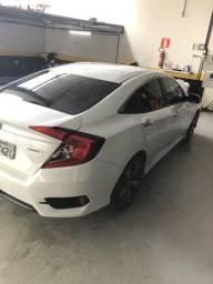 Honda Civic Turbo super novo! - 2018
