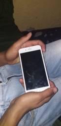 Troco iphone 8 plus 64 gb e um iphone 6 plus 32 gb mais volta minha