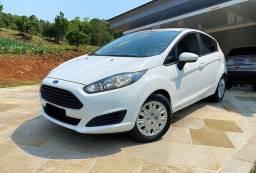 Ford New Fiesta 1.5 Mec 2ª Dona Placa I Completo - Onix Hb20 C3 208 Ka Etios