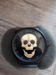 Relógio Gimto Skull Caveira 3d novo
