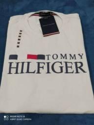 Camisa Malha Peruana Tommy Hilfiger