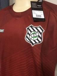 Camisa do Figueirense - Tam 3G (XXL) - Original Topper, nova na etiqueta