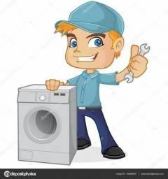 Conserto sua lavadora