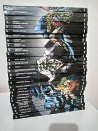 Coleção da lenda do Batman 30 HQs