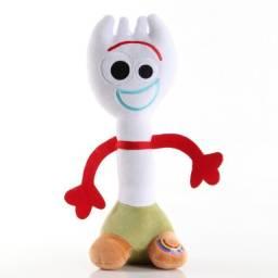 Boneco Forky Garfinho Toy Story 4 Pelúcia Woody Betty 25cm