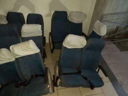 Bancos microonibus Volare A6