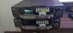 Vendo 1 videoke raf modelo 3700 449,00 cada, em perfeito funcionamento